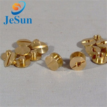 Good quality male and female screws in Peru