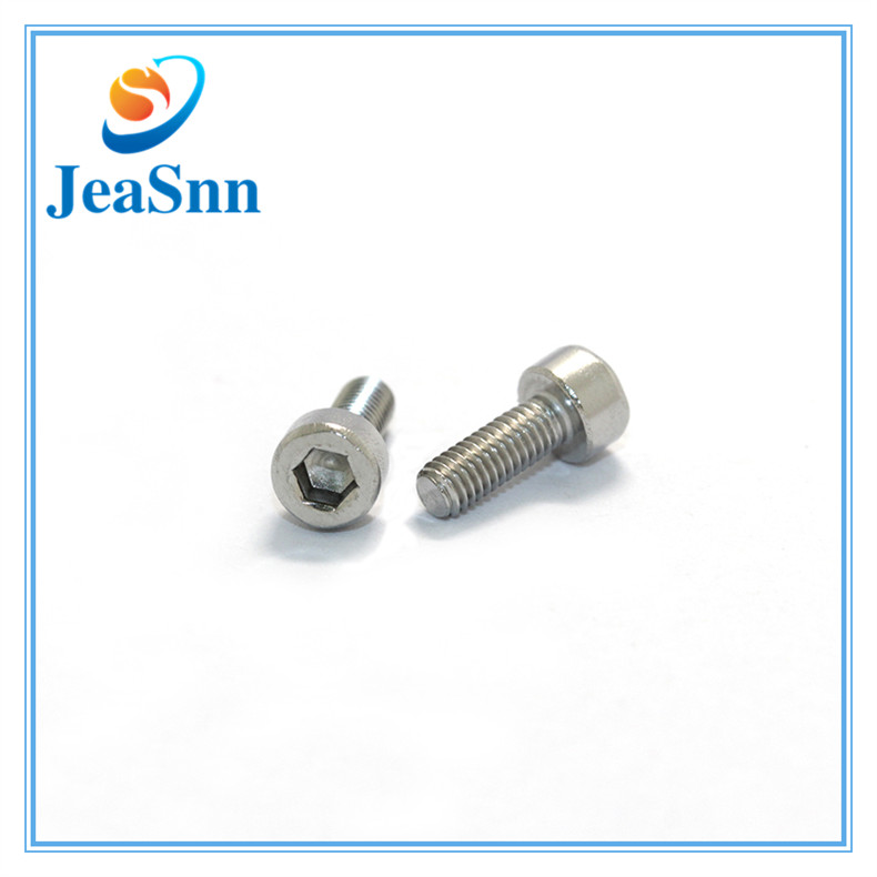 Hexagon Socket h Head Cap Screws