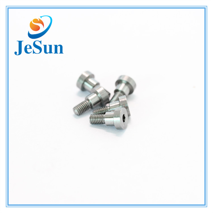 Hexagon Socket Head Shoulder Screws in Libya