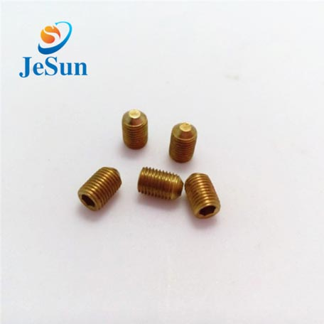 Hexagon scoket headless screw set screw in Myanmar