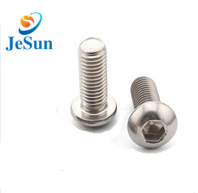 Hexagon socket head cap screws and no head screws and cnc mill parts in Poland