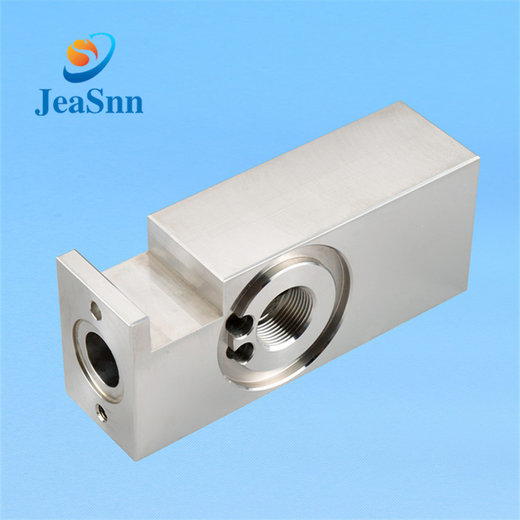 High Precision CNC Machtigingsformulier Aluminium Parts