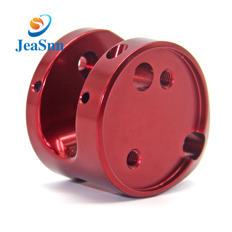 High Precision custom machined CNC turning machining anodizing milling Turned aluminum Parts