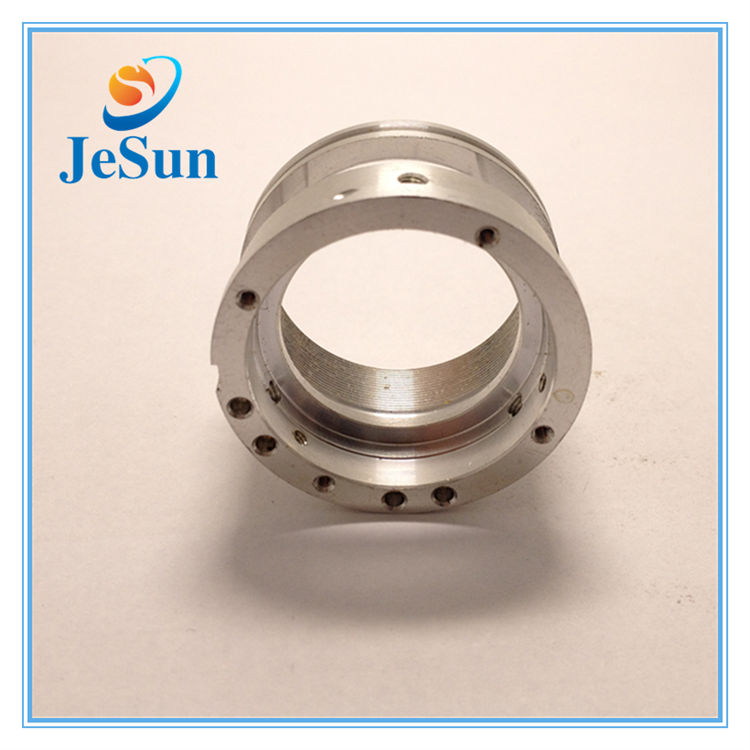 High Precision Non-standard Shape Aluminum Cnc Lathe Parts in Peru