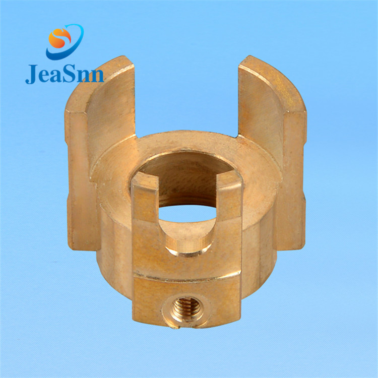 High Precition CNC Machining Brass Parts in USA