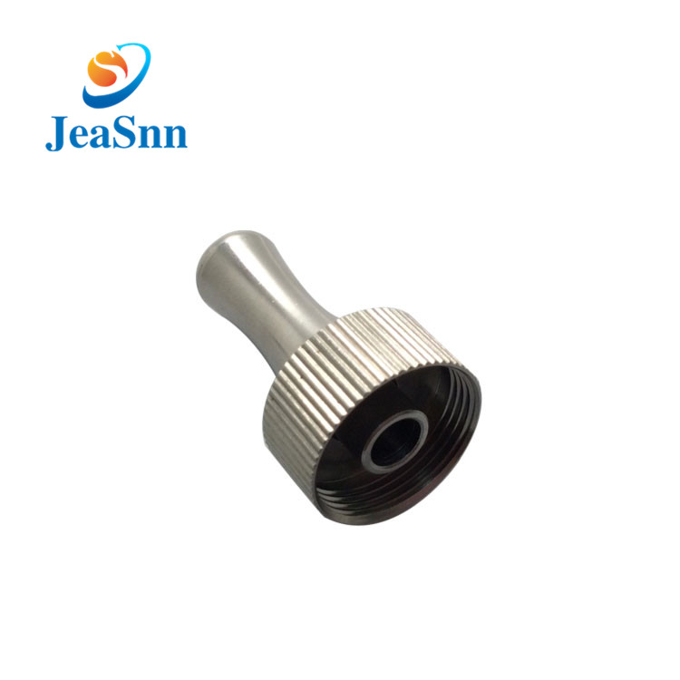 High Quality Oanpast Stainless Steel CNC Belgia Machtigingsformulier Parts