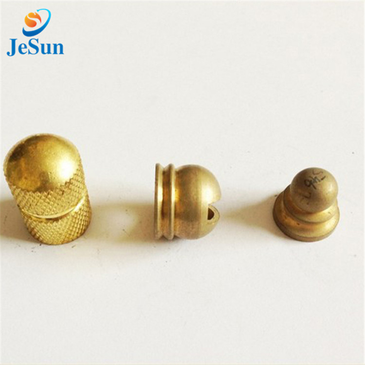 High Precision CNC Brass Parts/CNC Turning Machined Parts in Peru