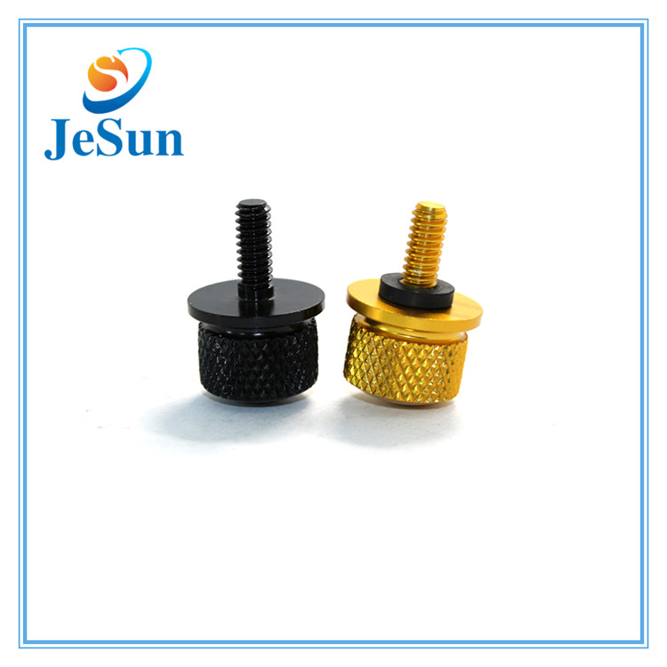 High quality Aluminum alloy cnc anodizing precision turning machining parts factory directly in Benin
