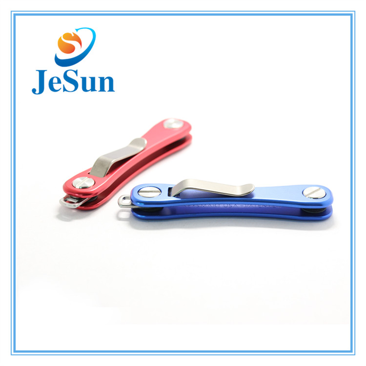 High Quality Custom Aluminum Smart Compact Key Holder in Israel