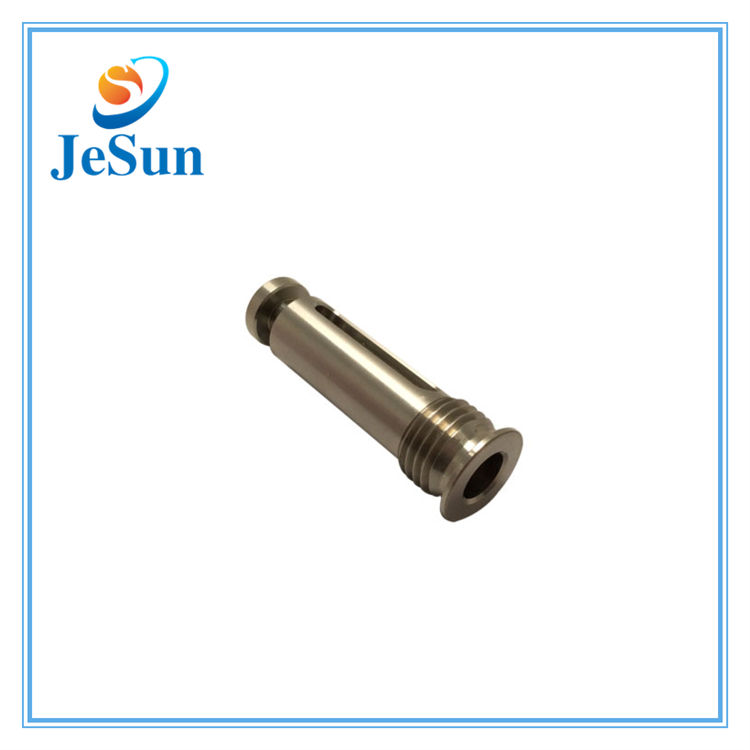 High Quality Customized Stainless Steel Cnc Machining  Parts in Swiss