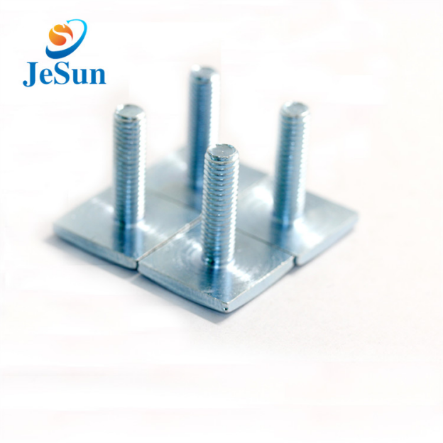 Hot sale customized square head screws in Brasilia