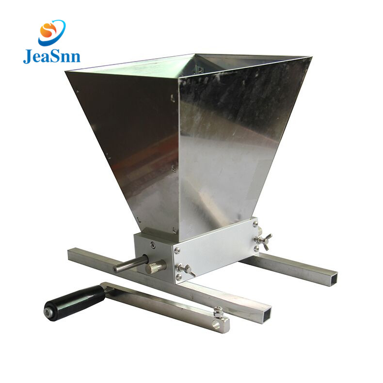 Manual Barley Crusher Mill for Grains Mill 2 Roller Malt Mill