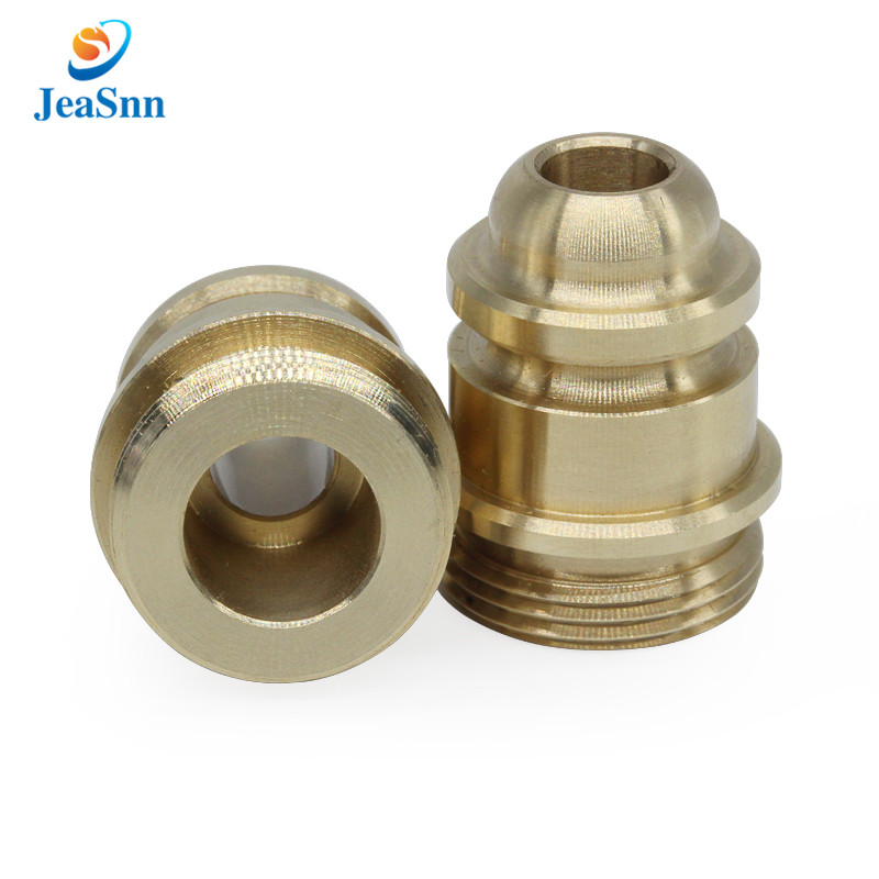 Metal cnc services cnc lathe machined metal cnc turned precision brass components
