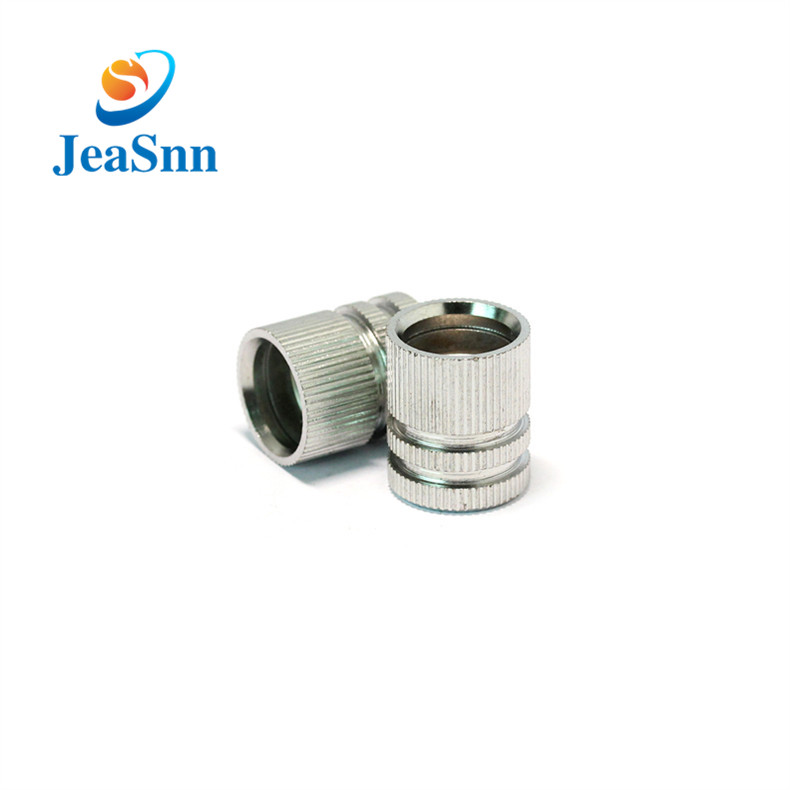 Nonstandard Precision OEM Stainless Steel Knurling Nut