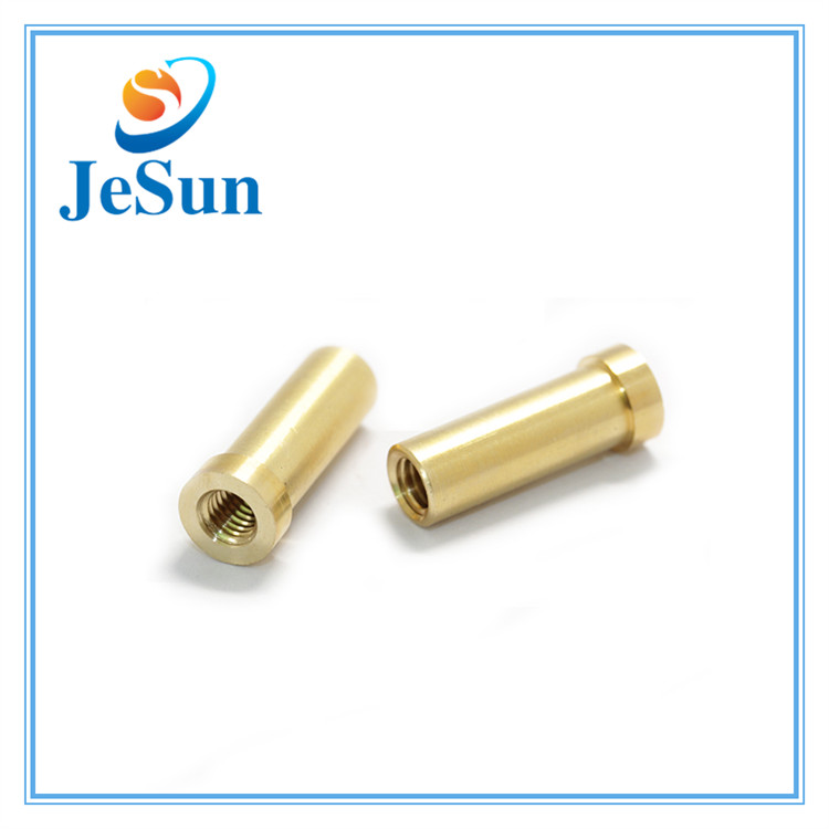 OEM High Quality Precision Cnc Machining Brass Parts in Swiss