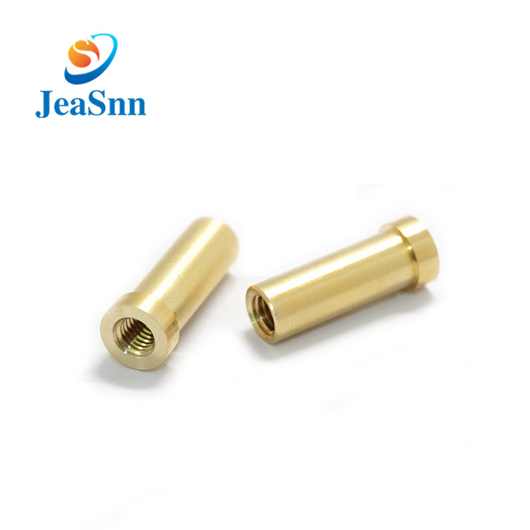 OEM High Quality Precision Cnc Machining Brass vya