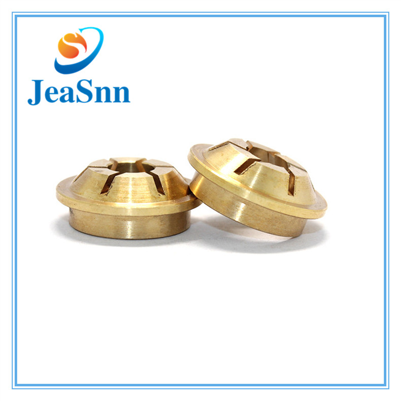 OEM Precision Copper Machining Brass Parts