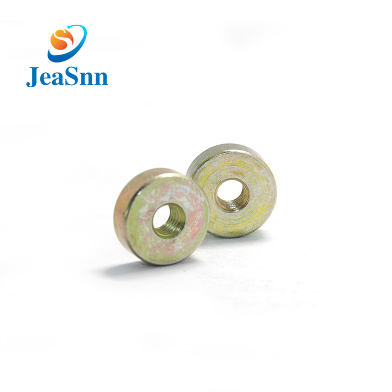 OEM Sheet Metal Color Zinc-plated Thread Washer