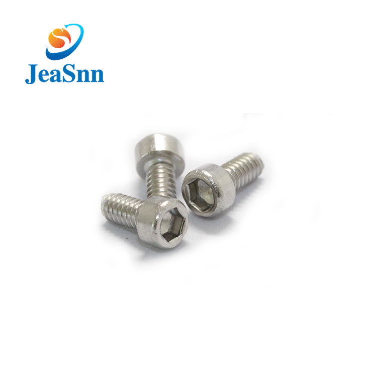 Screw Manufacturer Countersunk Hex Cup Head Screw
