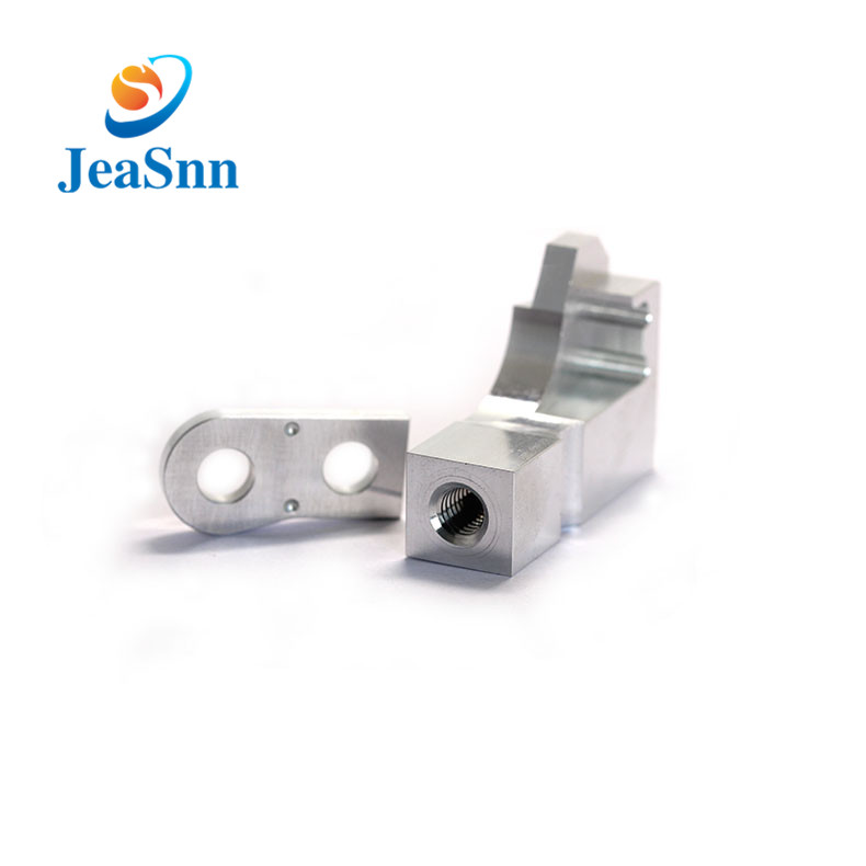 CNC Machined Aluminum Parts for Manifold Repair Bracket