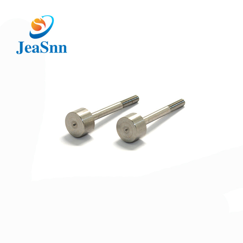 Precision Shoulder Round Screw for Diesel Generators