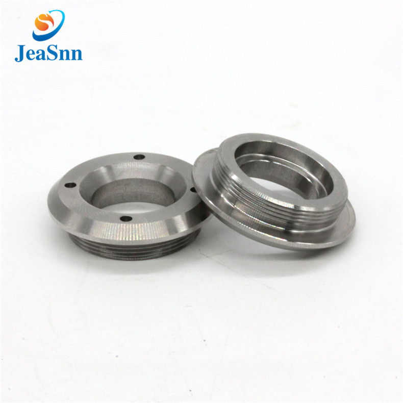 Precision SUS303 CNC turning parts stainless steel top nut