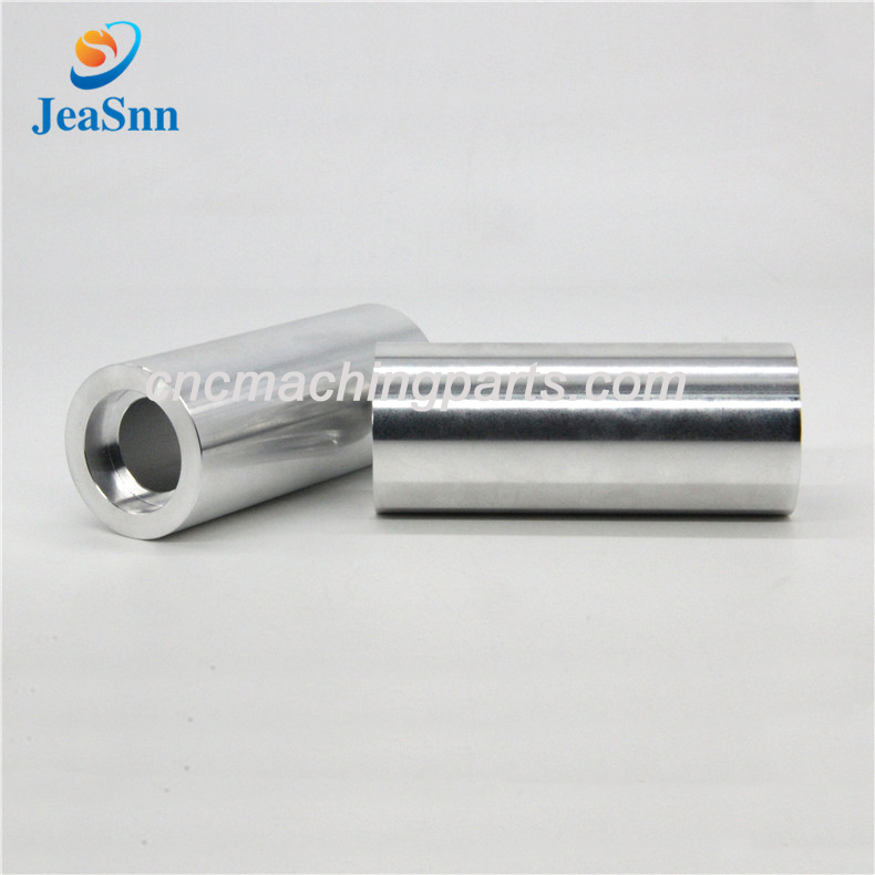 Precision turning fabricated aluminum turned parts for face mask machine