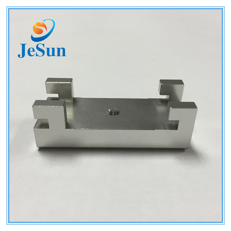 Precision CNC Machining Aluminum Metal 3D Printer Parts in Poland