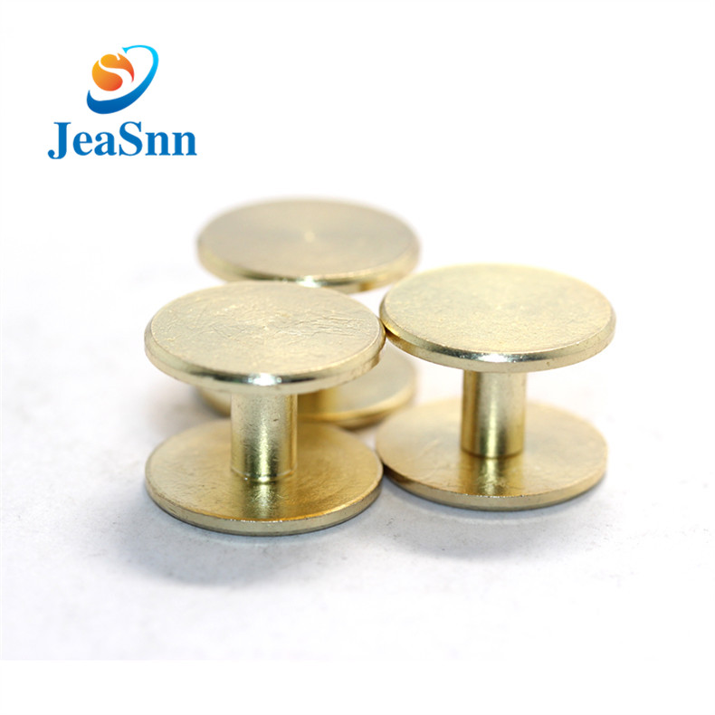 Brass Male Female Screw Fasteners