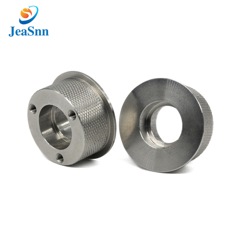 Small metal machining 304 stainless steel parts for mask making machine