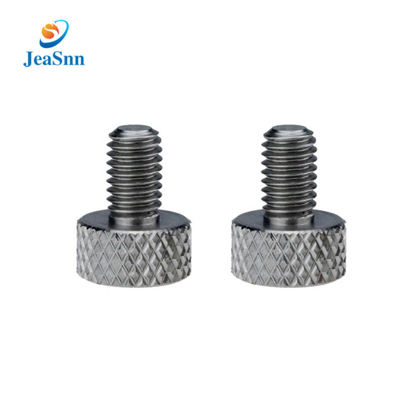 Special Customized Stainless Steel Thumb Screw in USA