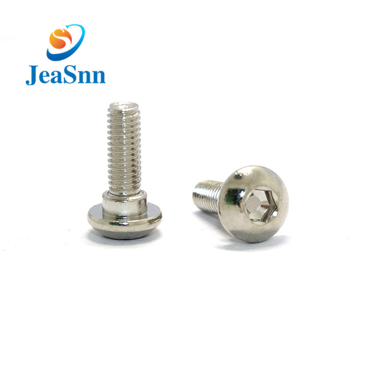 Stainless Steel Allen Socket Cap Screw Factory