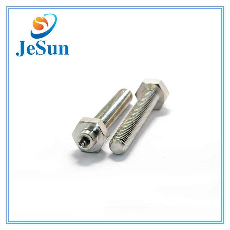 Stainless Steel Bolt with Hex Screw in Doha