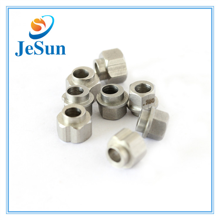 Stainless Steel Cone Flange Eccentric Nut in Swiss