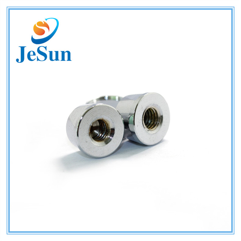Stainless Steel Hex Cap Nuts
