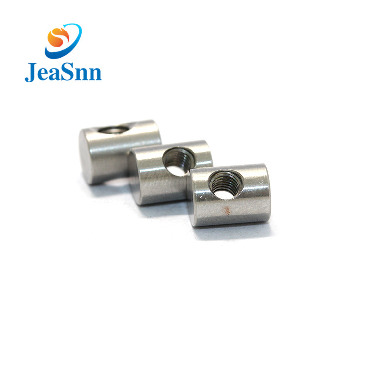 Stainless Steel Slotted Horizontal Hole Nuts