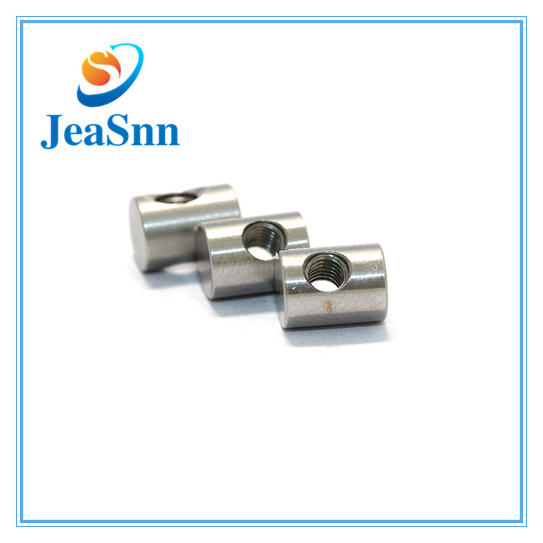 Stainless Steel Slottel horizontale Hole Nuts