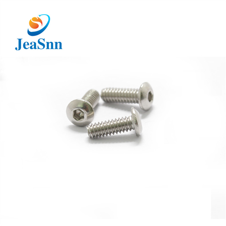 Stock Machine Screws Hexagon Socket Head pan Screws
