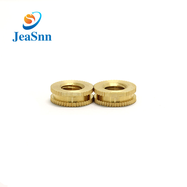 Wholesale Chinese Furniture Knurl M4 Insert Nuts