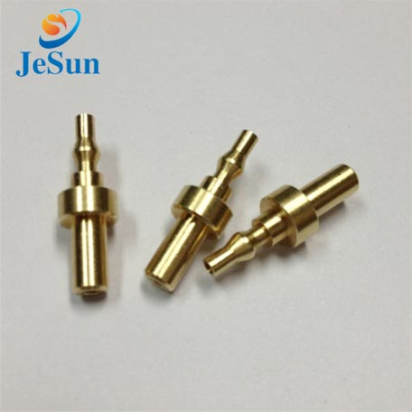 High precition cnc machining brass parts for sale