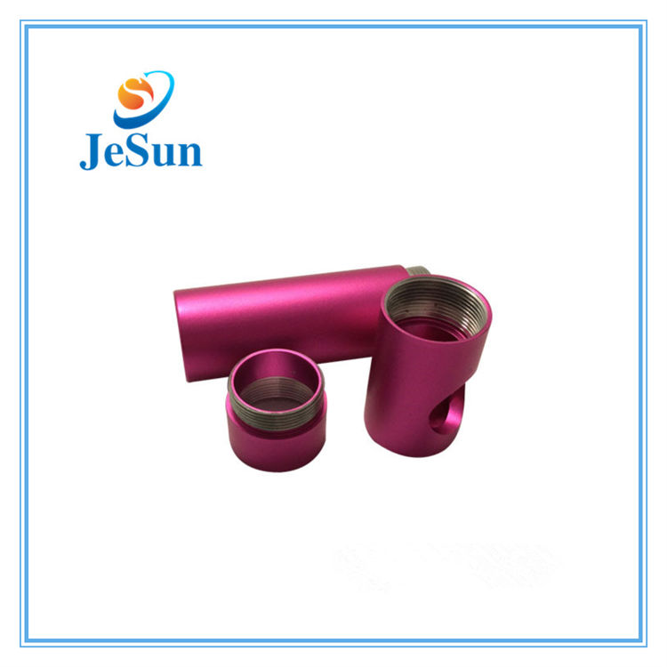 Colored anodized aluminum cnc machining and aluminum milling parts and aluminum cnc turning parts for sale