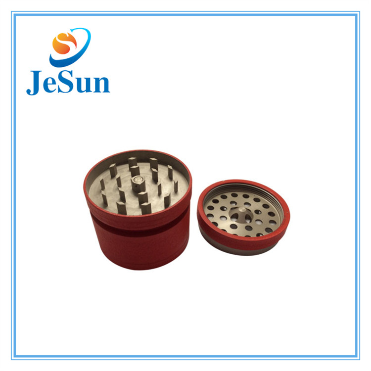 Red anodized cnc aluminium 6061part and red anodized cnc 6063 parts and cnc 7075 part for sale