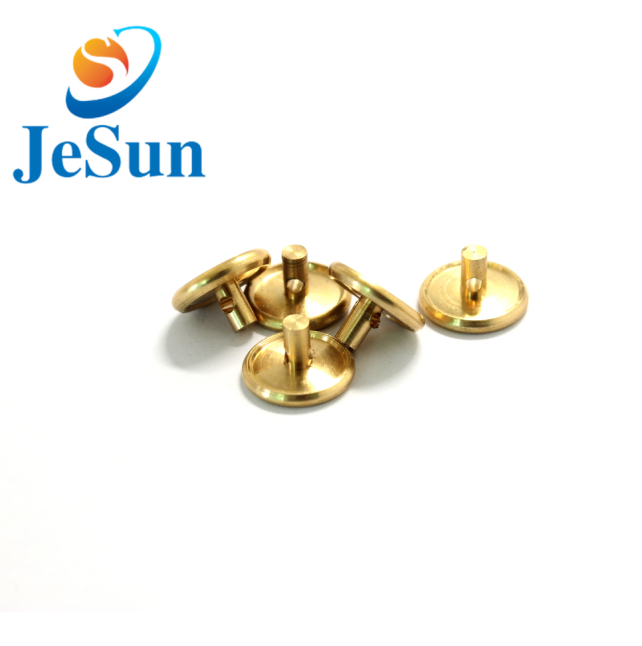 China high precision OEM brass screws for sale