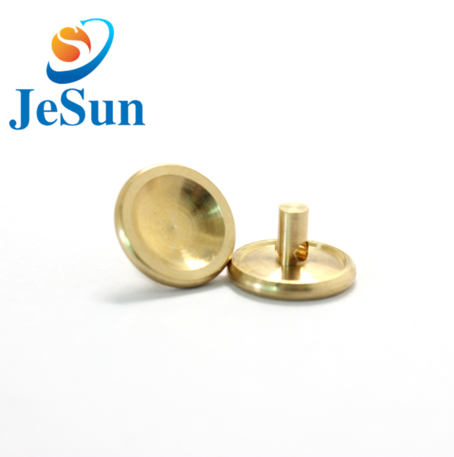 China high precision OEM brass screws
