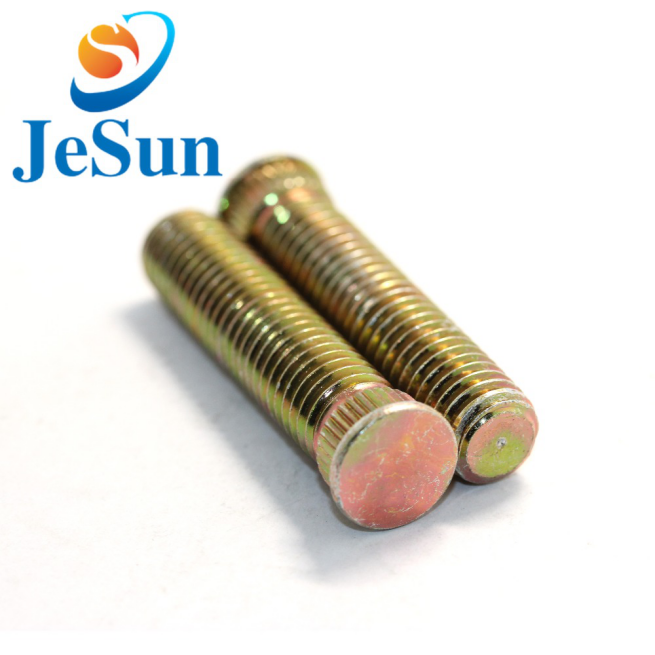 Factory Supply OEM Threaded Long copper screws for sale