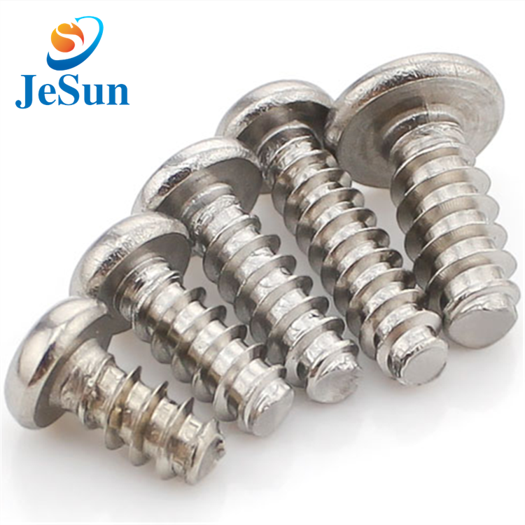 High quality stainless steel cross head screw for sale