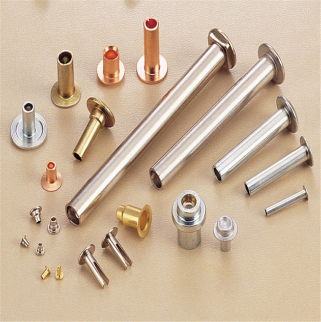 High precision aluminum knurled chicago screw for sale