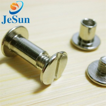 Good quality male and female screws