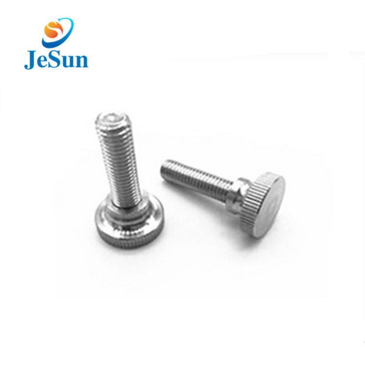 Manufacturing metric thumb screws
