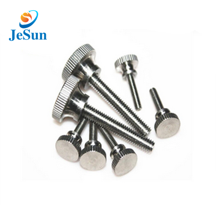 Manufacturing metric thumb screws for sale